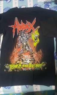 Hirax T Shirt