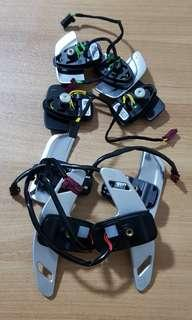 Paddle shifters for Mercedes