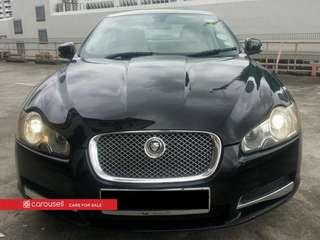 Jaguar XF 3.0A Luxury