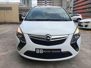 Opel Zafira Tourer 1,4 Turbo Auto