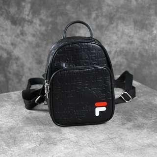 Fila TERBARU ORI murah IMPORT 10 hr smpe Indonesia tas backpack sekolah anak keren hitam sling bag