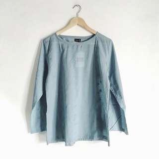 Ursella Co Embroidered Blouse