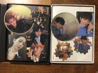 wts wanna one i promise you album unsealed