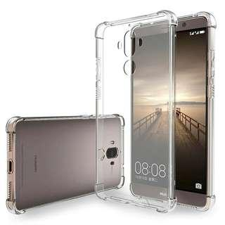 HuaWei P20 Shockproof Silicone Transparent Case
