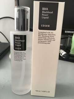 Corsx black head power liquid