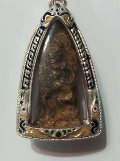 Old Thai Amulet Ganise