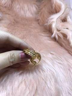 assorted loop earings BANKOK GOLD PLATED