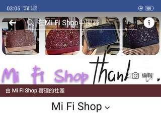 賣場🔍 Mi Fi Shop 🔍歡迎入社