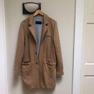 Faded lifestyle coat - medium