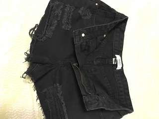 Denim Shorts and skirts.. $5 each