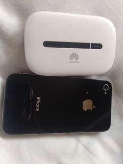 bundle rush sale iphone 4 and pocket wifi
