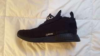 Adidas Black NMD TS1 Gore-Tex Sneaker Men's Size 10