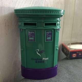 香港郵政 郵筒 萬字夾座