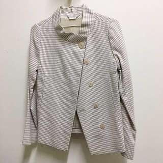 🚚 日本製千鳥格外套