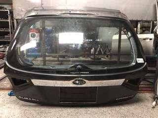 Subaru Impreza rear boot
