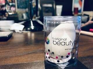 🚚 Beauty Blender敏感肌白色美妝蛋 全新