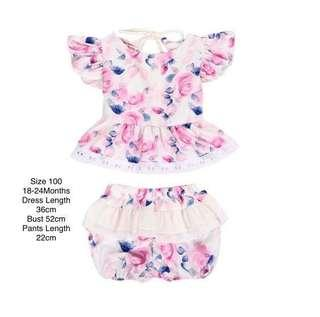 Baby Romper Dress #PAYDAY30 (u.p rm25)