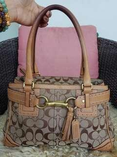 Coach medium bag