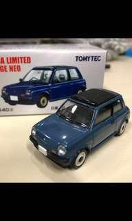 Tomytec Tomica vintage Neo LV N40a 日產 Be 1 罕