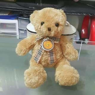 Boneka Beruang Isbon 33cm - Coklat Muda