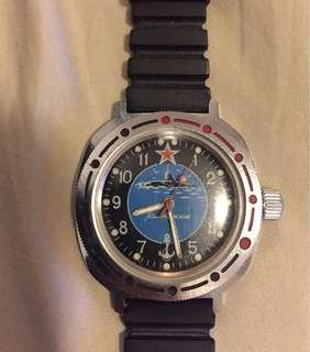 Russia watch good working condition