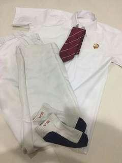 Used victoria school uniform