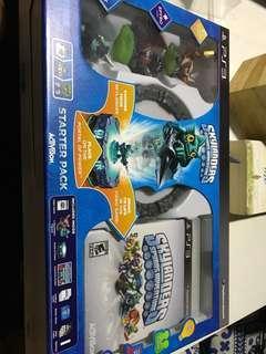 Play station 3 PS3 skylanders spyro's adventures video game