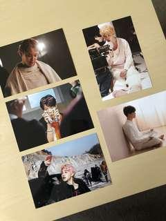 [WTS] Jimin Exhibition Live Photos Season 3