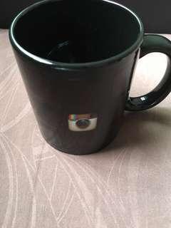 Light up hot water mug