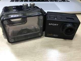 Selling Cheap. 2015 Sportscam 2.4g+WiFi Full HD 1080p. In working condition.
