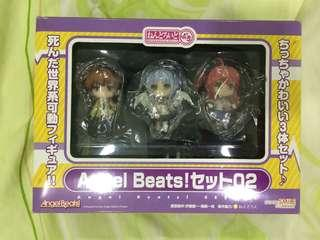 Nendoroid petit - angel beats ! Sets 02 (MISB)