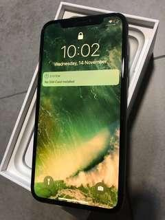 Iphone X Space Gray (256GB)