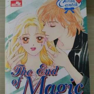Komik Serial Cantik The End Of Magic