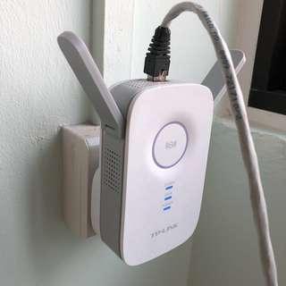 TP-LINK Wi-Fi Range Extender 1200Mbps