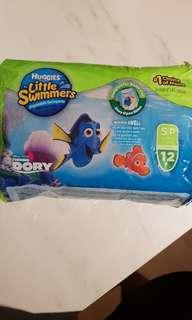 Baby swimming diapers
