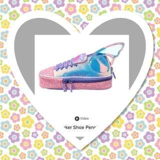💖Sale!!!💖Authentic Smiggle Sneaker Seeker Shoe Pencil Case