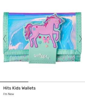 💖SALE!!!💖 Authentic Smiggle Unicorn Hits Kids Wallet