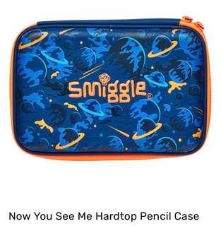 💖SALE!!!💖 Authentic Smiggle Now You See Me Hardtop Pencil Case