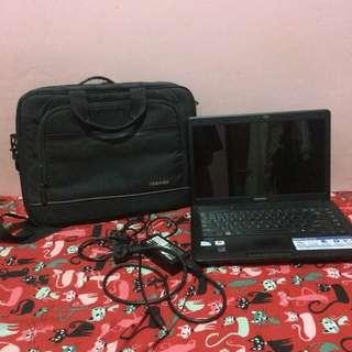Laptop Toshiba Satellite C600 Series