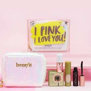 Limited Edition I Pink I Love You Set