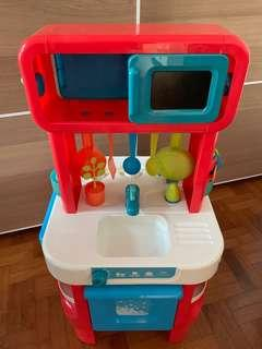 ELC children kitchen