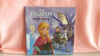 Frozen: Read Along Storybook and CD