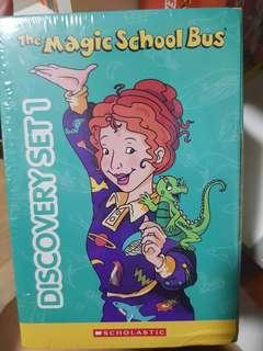 Magic school bus (10 chapter books collection set)