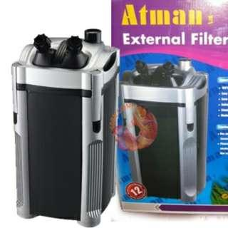 AT MAN DF-700 canister filter system fish tank