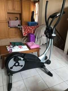 Kettler verso 100 sepeda gym