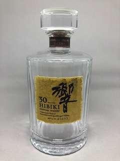 Hibiki 30響水晶酒樽 Suntory Whisky