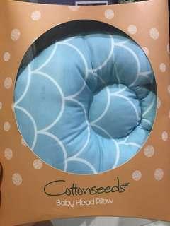 Bantal peyang (baby head pillow) cottonseeds