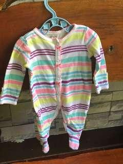 Carter's sleepSuits