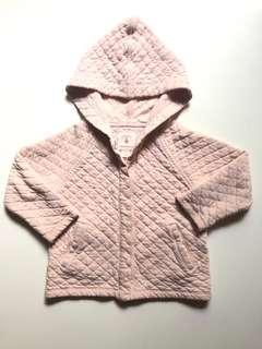 CR (18-24m) Quilted Jacket