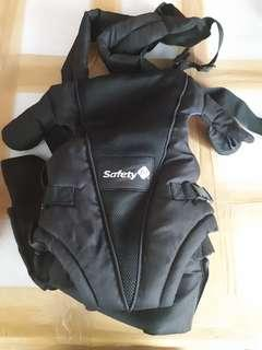 Safety 1st Uni-T Black baby carrier